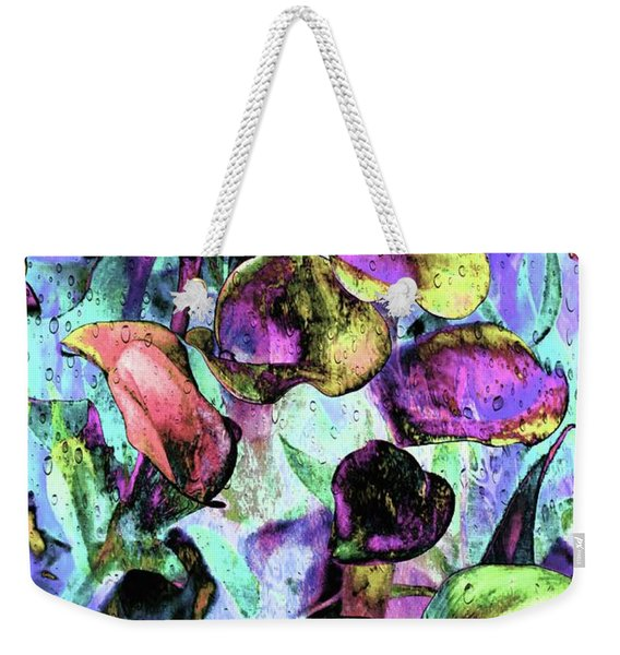 Drops Of Jupiter Weekender Tote Bag