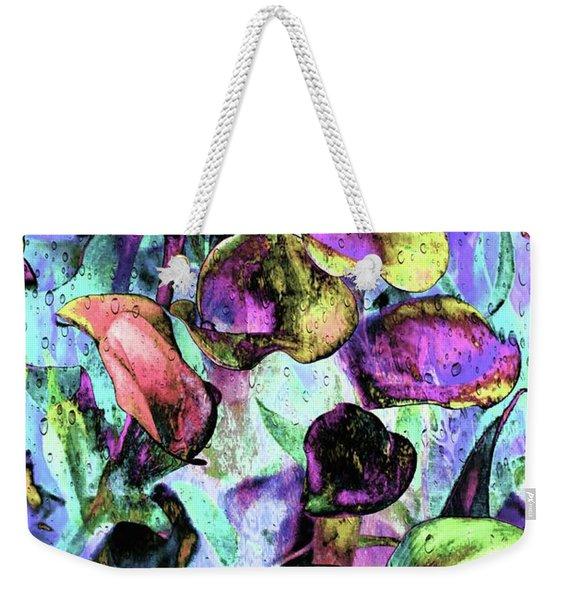 Drops Of Jupiter Weekender Tote Bag