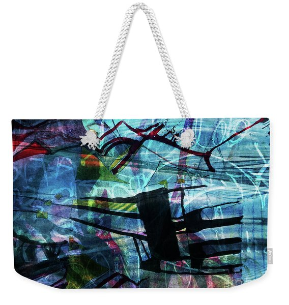 Drowned Princess Ix Weekender Tote Bag