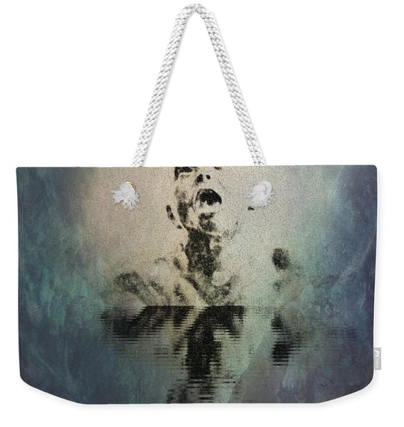 Drowning In Sorrow II Weekender Tote Bag