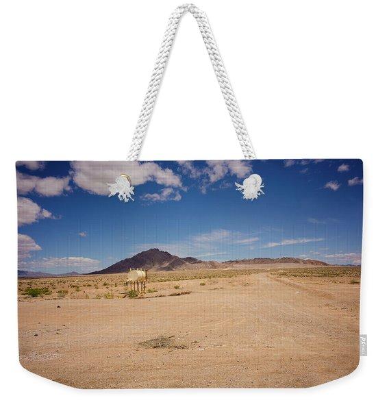 Dry And Oily Weekender Tote Bag