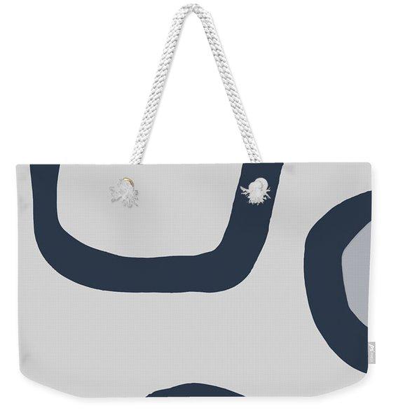 Dry Brush 4 Weekender Tote Bag
