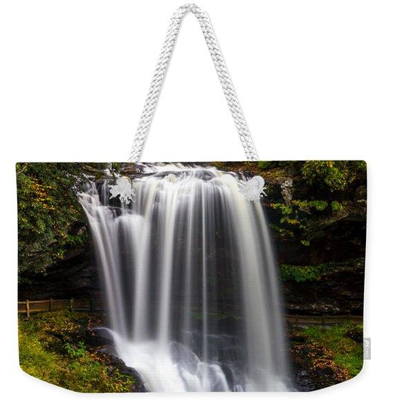 Dry Falls In October  Weekender Tote Bag