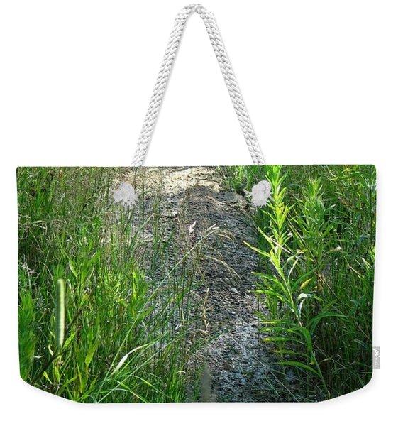 Dry Patch  Weekender Tote Bag
