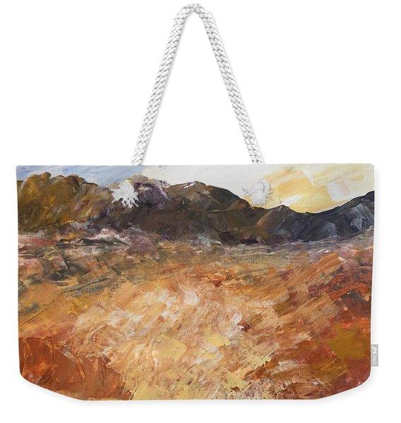 Dry River Weekender Tote Bag