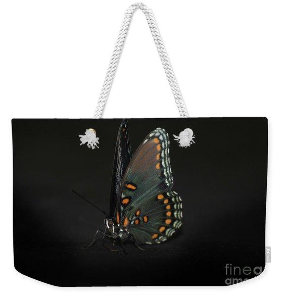 Drying Wings Weekender Tote Bag