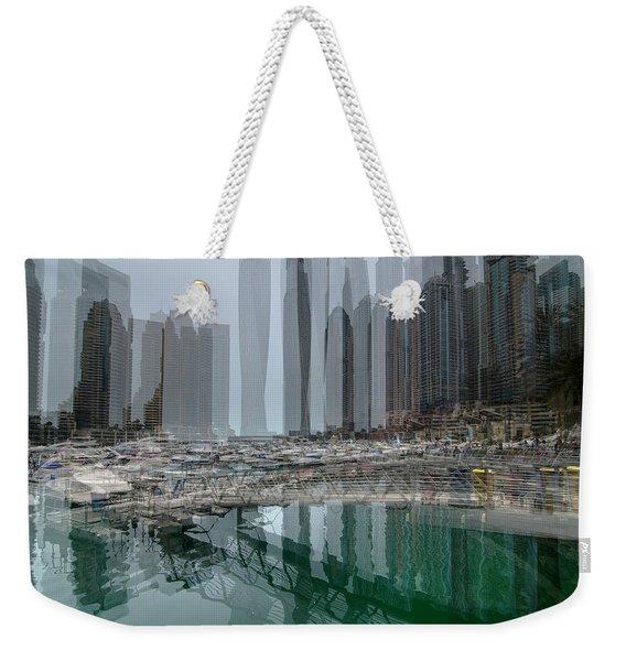 Dubai Marina  Weekender Tote Bag