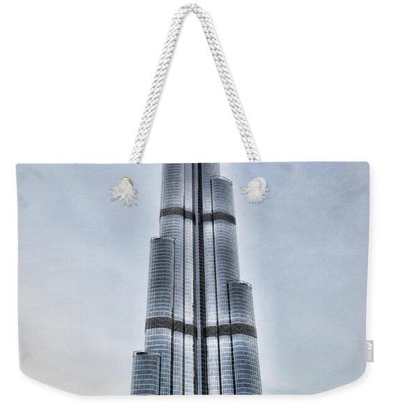 Dubai Modern Oasis Weekender Tote Bag