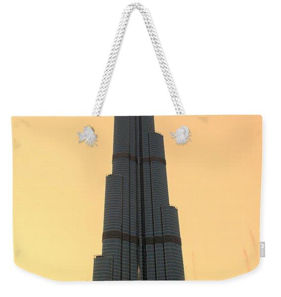 Dubai Sunset Weekender Tote Bag