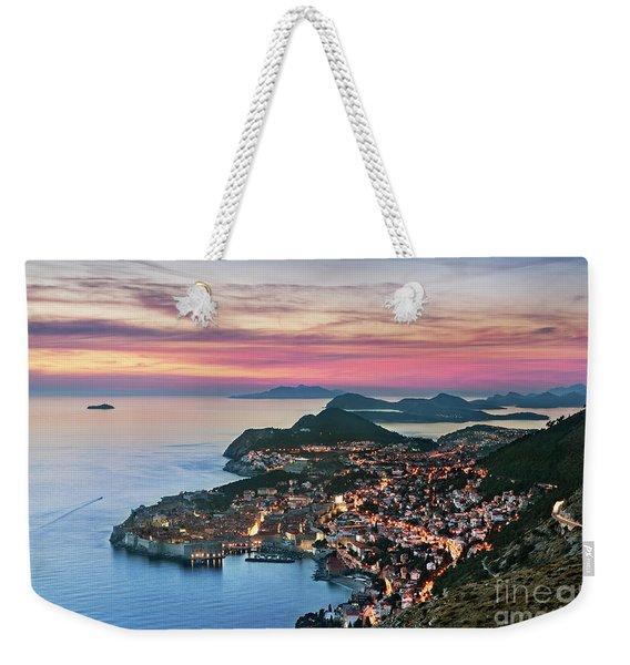 Dubrovnik, Croatia Weekender Tote Bag