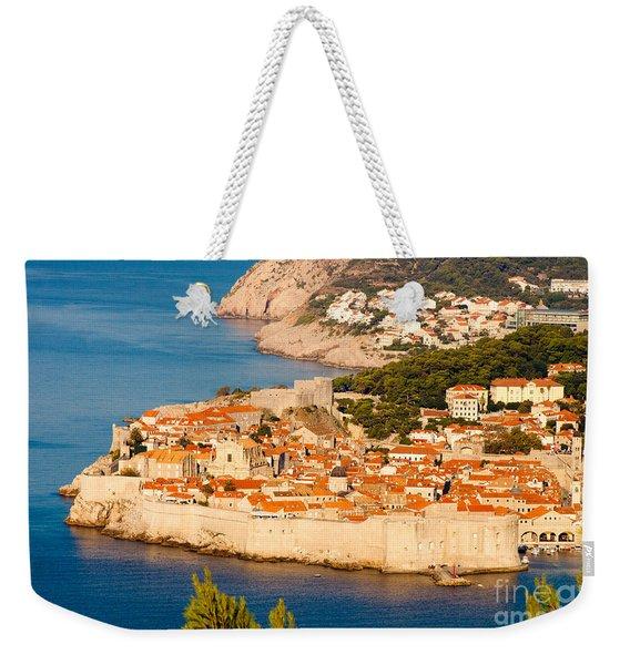 Dubrovnik Old City Weekender Tote Bag