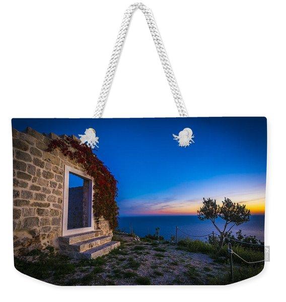 Dubrovnik Ruins Weekender Tote Bag