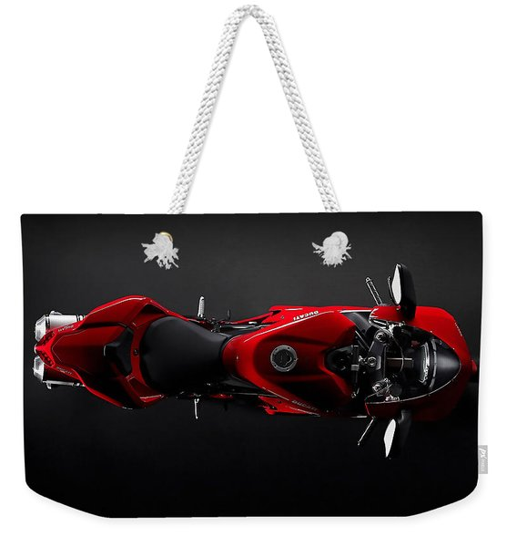 Ducati Dreaming Weekender Tote Bag
