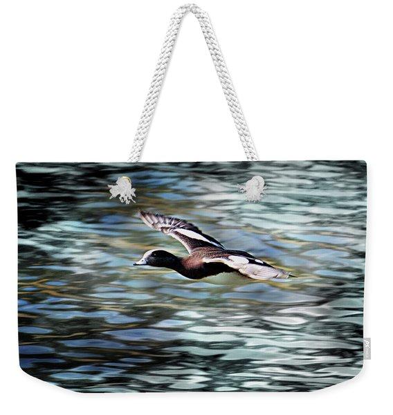Duck Leader Weekender Tote Bag