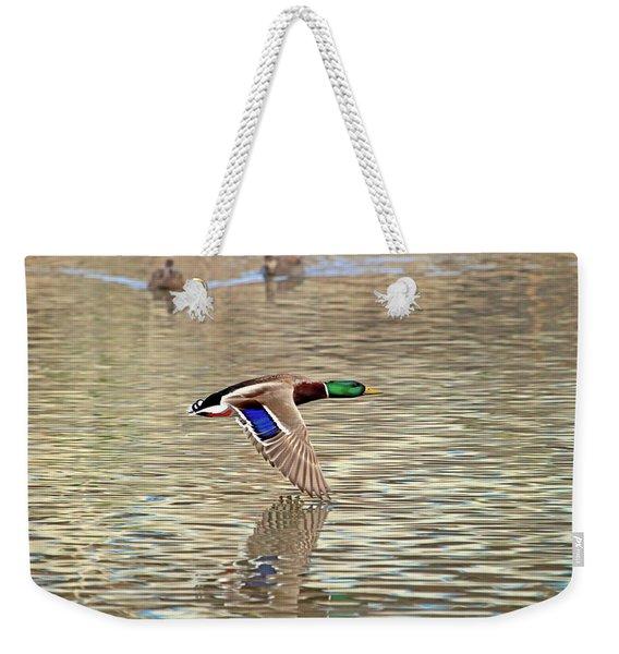 Duck Tales Weekender Tote Bag