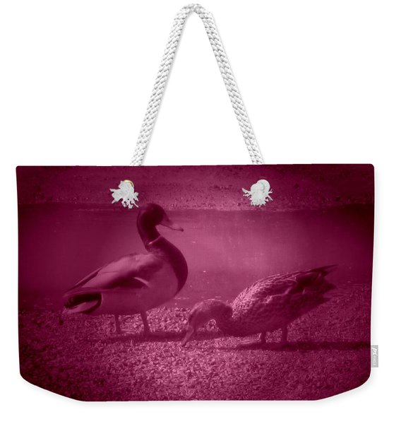 Ducks #1 Weekender Tote Bag