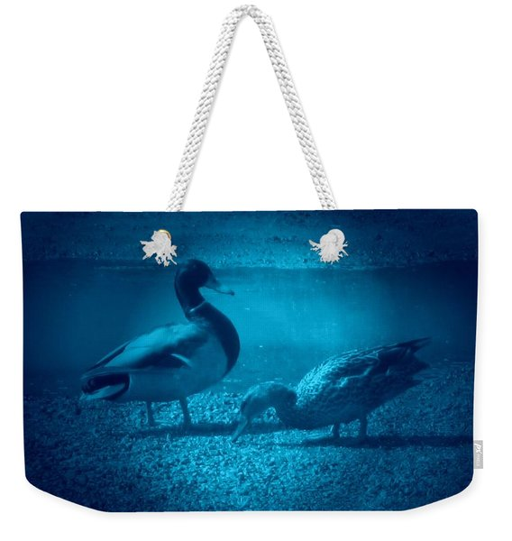 Ducks #2 Weekender Tote Bag