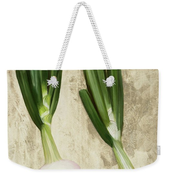 Due Cipollotti Weekender Tote Bag