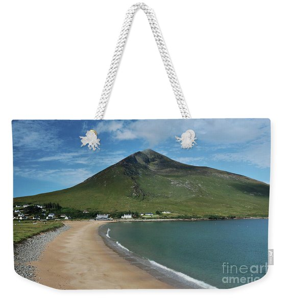 Dugort Beach Achill Weekender Tote Bag