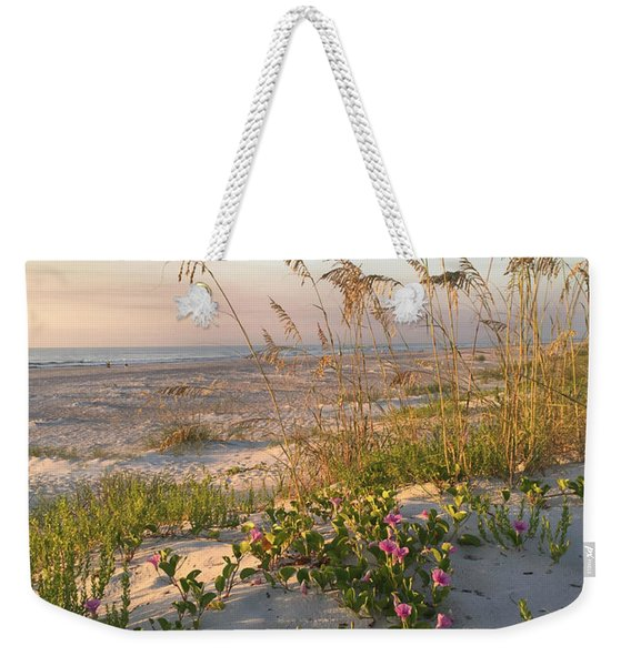 Dune Bliss Weekender Tote Bag
