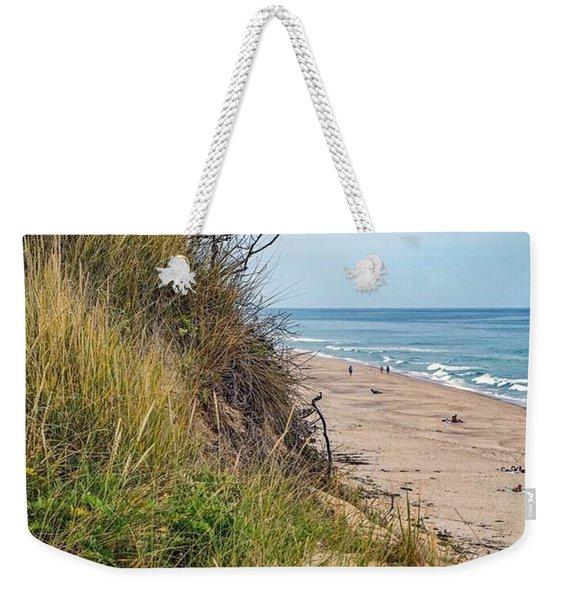 Dune Weekender Tote Bag