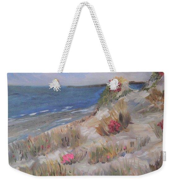 Dune View Weekender Tote Bag