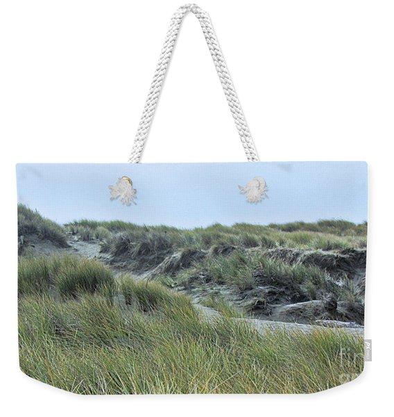 Dunes At Bodega Weekender Tote Bag
