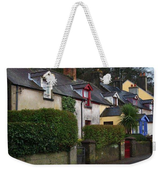 Dunmore Houses Weekender Tote Bag