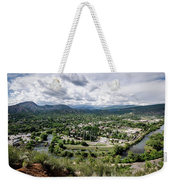 Durango No.2 Weekender Tote Bag