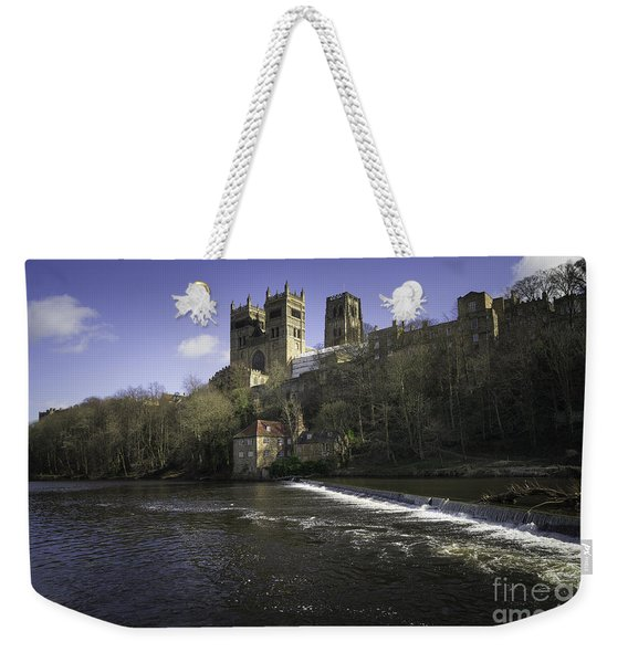 Durham Cathedral Weekender Tote Bag