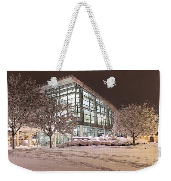 Durham Station Weekender Tote Bag