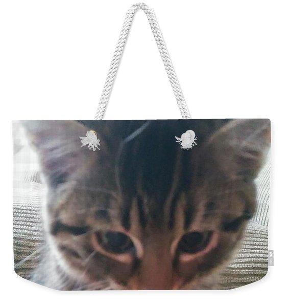 Durpy Panther Weekender Tote Bag