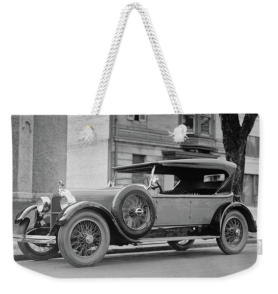Dusenberg Car Circa 1923 Weekender Tote Bag