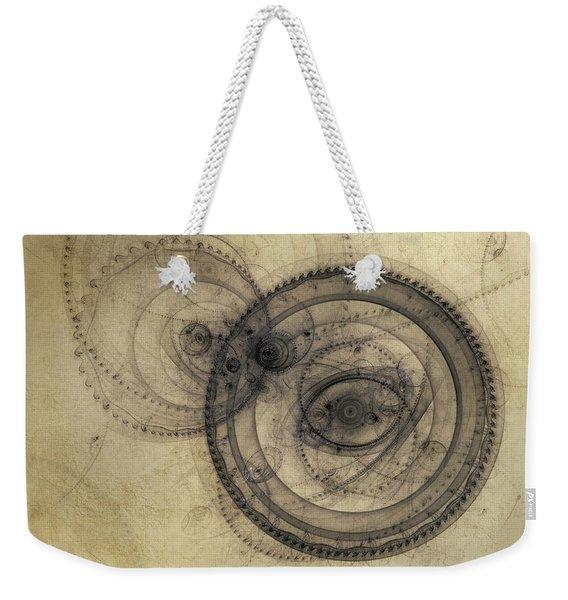 Dust Off The Clock Weekender Tote Bag