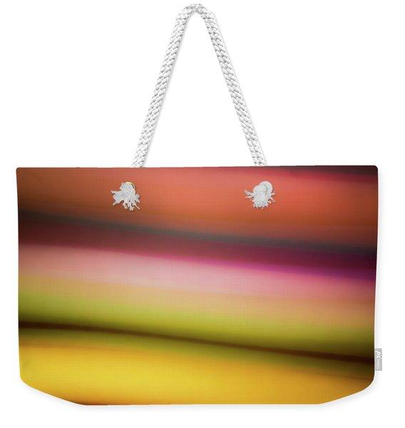 Dusty Sunset Weekender Tote Bag