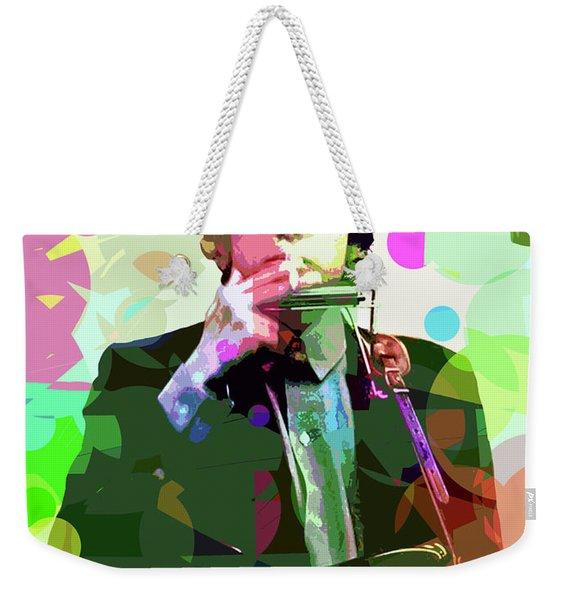 Dylan In Studio Weekender Tote Bag