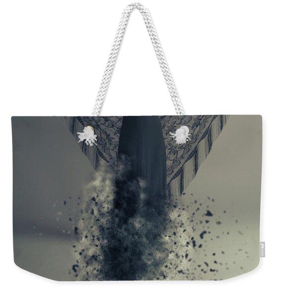 E L E G A N C E Weekender Tote Bag