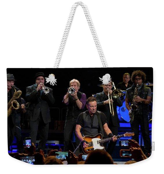 E Street Horns Weekender Tote Bag