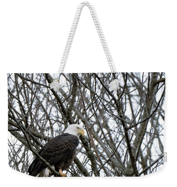 Eagel 1 Weekender Tote Bag