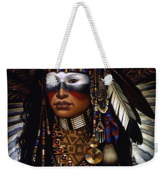 Eagle Claw Weekender Tote Bag