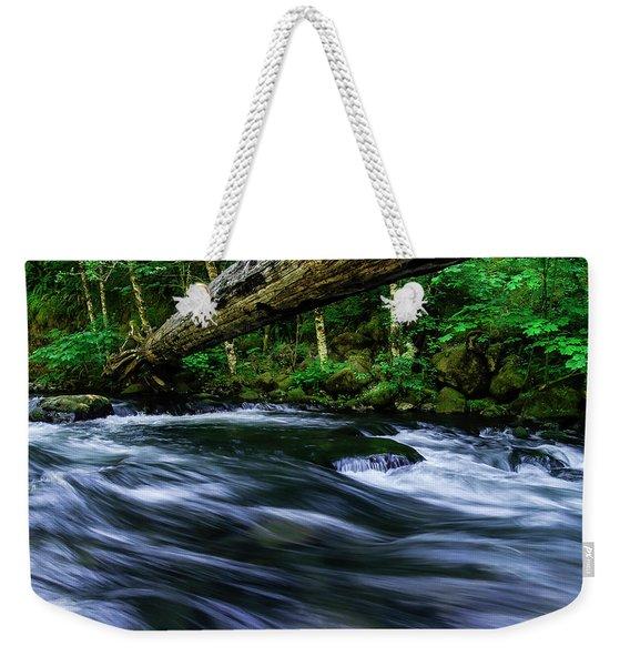 Eagle Creek Rapids Weekender Tote Bag