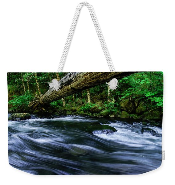 Eagle Creek Rapids Weekender Tote Bag