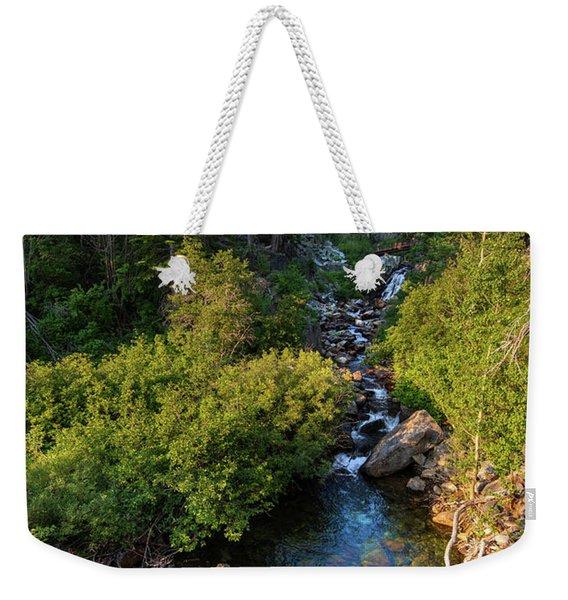 Eagle Falls - 1 Weekender Tote Bag