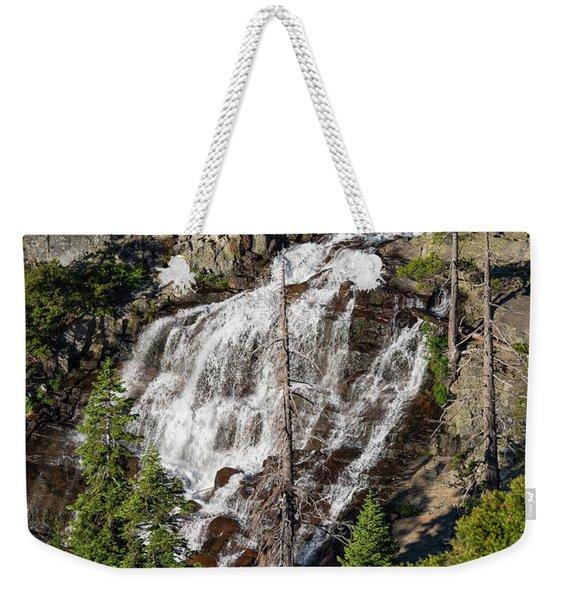 Eagle Falls Weekender Tote Bag