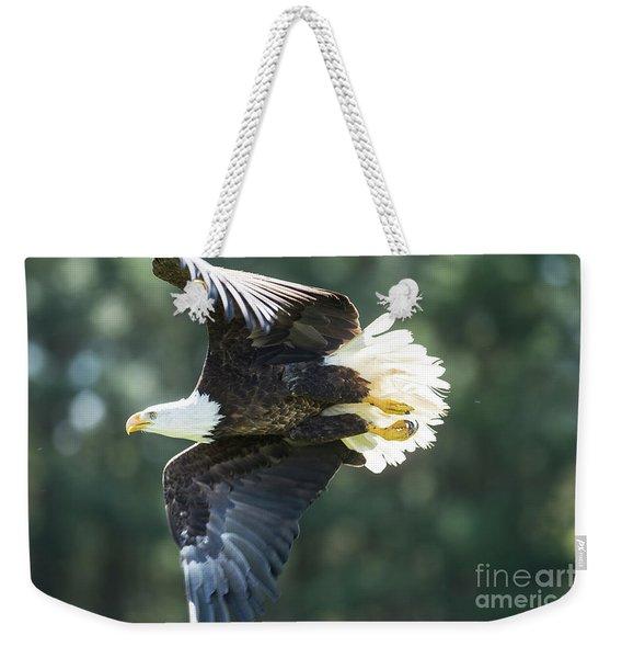Eagle Flying 3005 Weekender Tote Bag