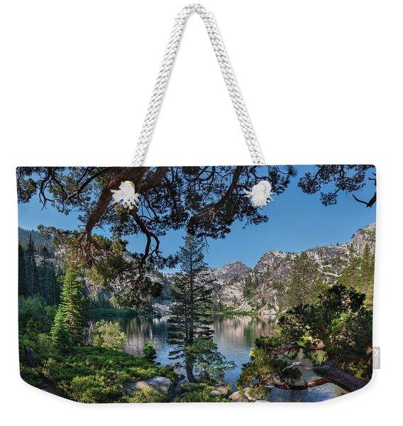 Eagle Lake - 2 Weekender Tote Bag