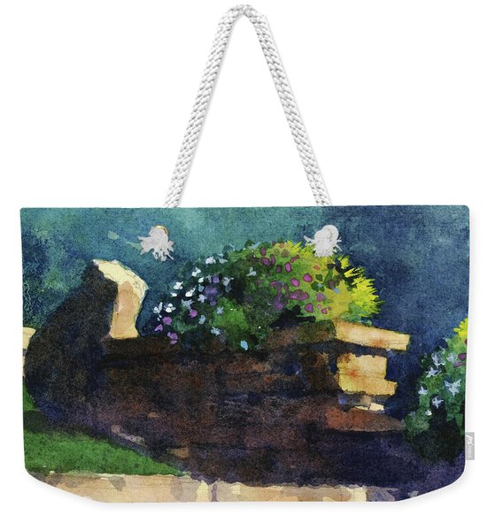 Eagle Point Planter Weekender Tote Bag