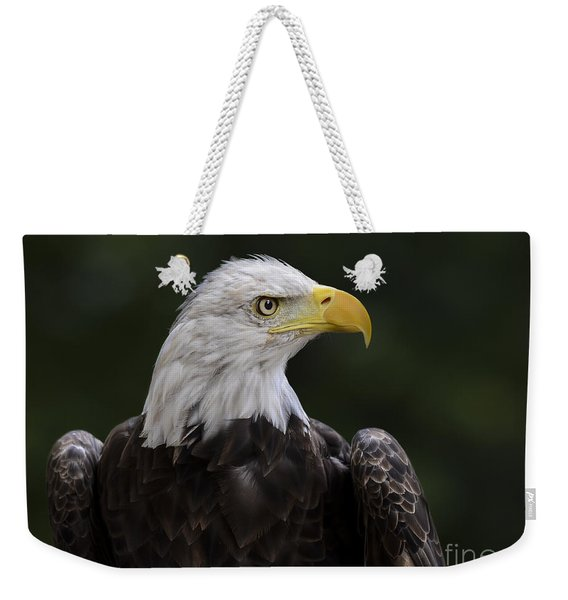 Eagle Profile 2 Weekender Tote Bag