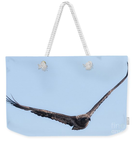 Eagle Watch 2017 Weekender Tote Bag