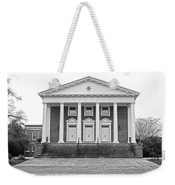 Earle Street Baptist Church Weekender Tote Bag